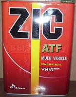 ZIC Трансмиссионное масло ZIC ATF MULTI 4л