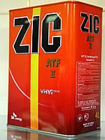 ZIC Трансмиссионное масло ZIC ATF II 4л