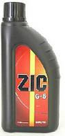 ZIC Трансмиссионное масло ZIC GEAR G-5 80W-90 1л