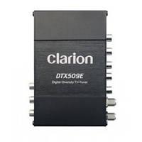 Clarion TV-тюнеры Clarion DTX509E