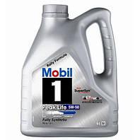 Mobil Моторное масло Mobil 1 Peak Life 5W-50 4л