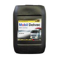 Mobil Моторное масло Mobil Delvac MX Extra 10W-40 20л