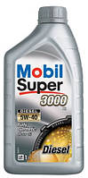 Mobil Моторное масло Mobil Super 3000 Diesel 5W-40 1л