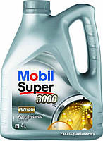 Mobil Моторное масло Mobil Super 3000 5W-40 4л