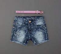 Джинсовые шорты для девочек Nice Wear оптом, 134-164 pp. {есть:134}