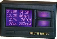 Multitronics Маршрутные (бортовые) компьютеры Multitronics Comfort X11 (голос) (ВАЗ 2110)