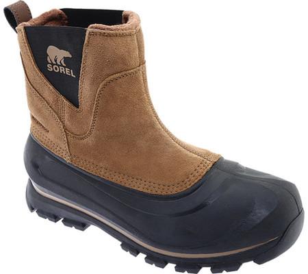 127d9c2eb Мужские Ботинки Sorel Buxton Pull On Snow Boot Delta/Black Suede — в ...