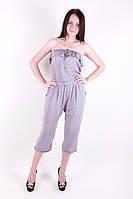 Оригинальный женский комбинезон с карманами