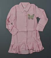 Рубашка для девочек Glo-Story оптом, 110-160 pp.