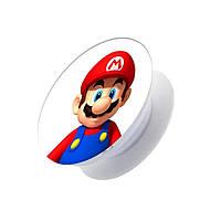Универсальный держатель PopSocket Super Mario