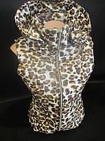 Купить леопардовые жилетки из плащевки., фото 1