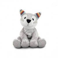 Тёплая игрушка для детей Zazu Хови Хаска с ароматом лаванды
