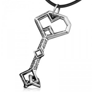 Кулон GeekLand Ключ Торина Дубощита Thorin`s Oakenshield Key VK5.19