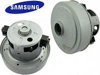 Двигатель пылесоса 1800W Samsung d=135 h=112 бурт(низкий)