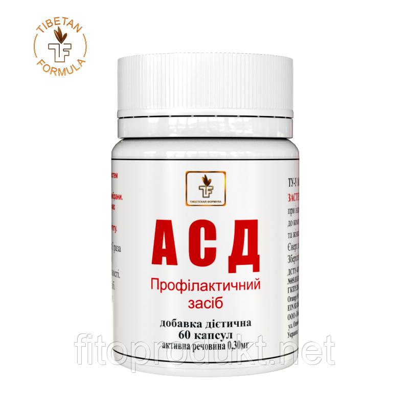 БАД АСД Профилактическое средство – адаптоген №60 Тибетская формула