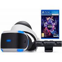 Очки виртуальной реальности для Sony PlayStation Sony PlayStation VR + PlayStation Camera + game