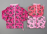 Пайта флисовая для девочек Disney оптом, 98/104-134 рр .