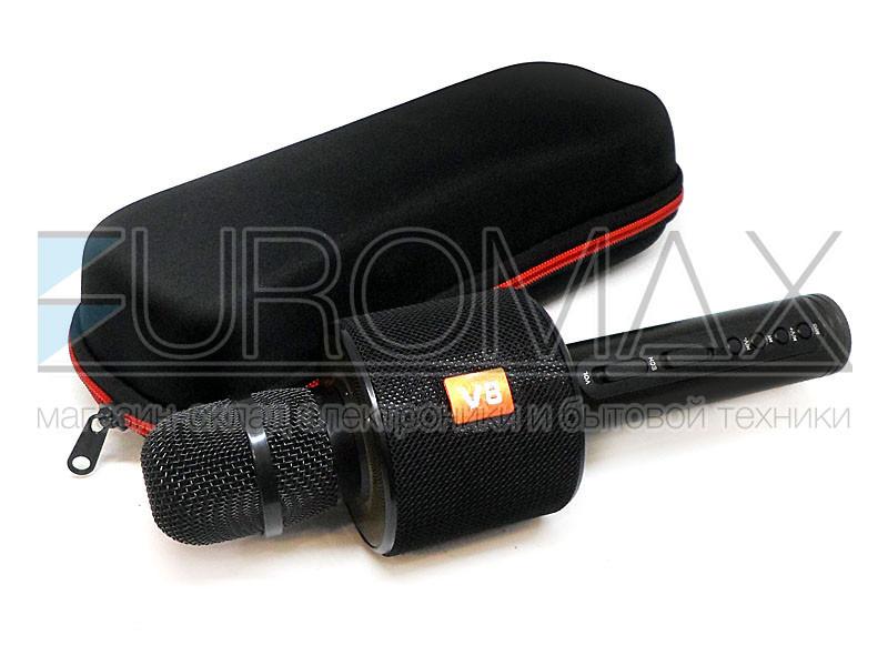 Микрофон караоке в чехле V8-MIC-50