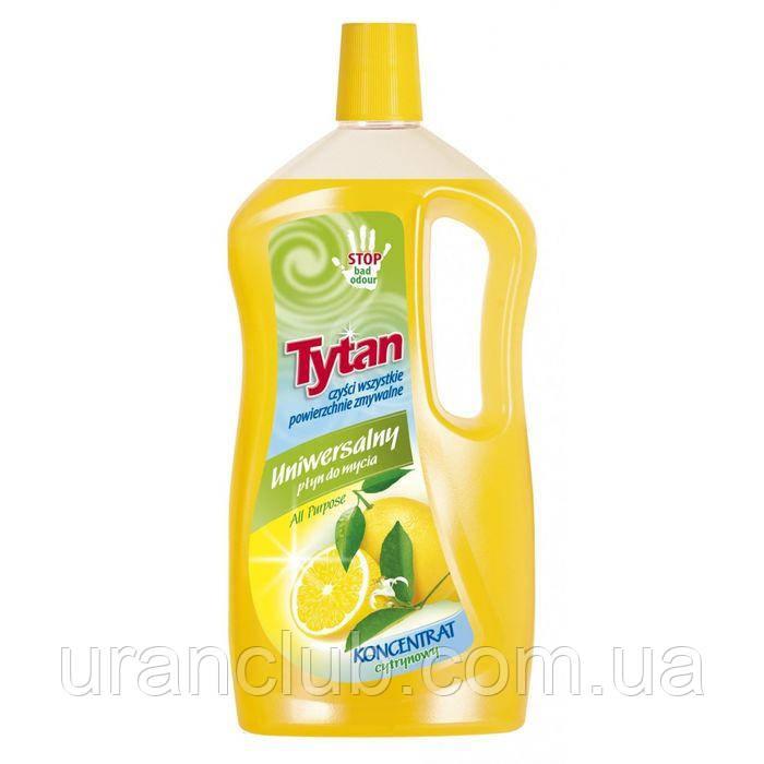Универсальное моющее средство TYTAN, концентрат, 1000 мл