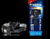 Фонарь налобный Varta Indestructible 1 Watt LED Head Light 3AAA