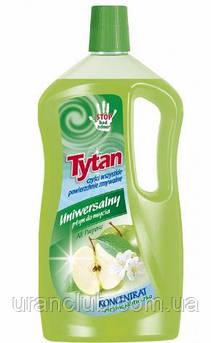 Універсальний миючий засіб TYTAN, концентрат, 1000 мл Яблуко