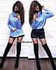 Модный свитер, ангора вязка с люрексом. Размера: 42-48. Цвета разные, фото 4