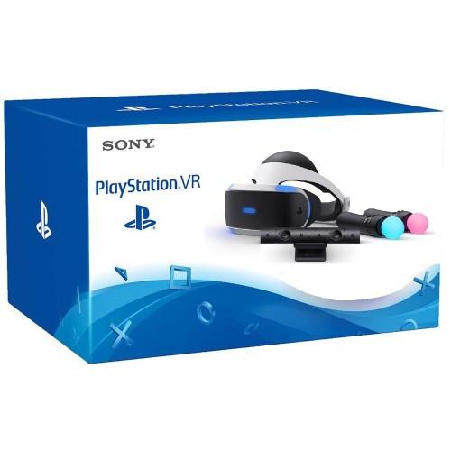Очки виртуальной реальности для Sony PlayStation Sony PlayStation VR +  PlayStation Camera + PlayStation Move - e40cf4fdc3889