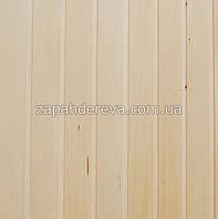Вагонка деревянная сосна, ольха, липа Алчевск