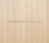 Вагонка деревянная сосна, ольха, липа Антрацит