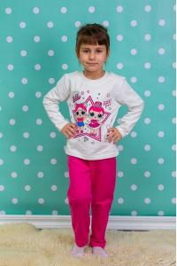 Пижама детская  Модель: 6076-023-33V рост   и  цена 86 - 120 грн  92 - 120 грн  98 -  130грн 104 - 140 грн 110