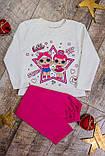 Пижама детская  Модель: 6076-023-33V рост   и  цена 86 - 120 грн  92 - 120 грн  98 -  130грн 104 - 140 грн 110, фото 3