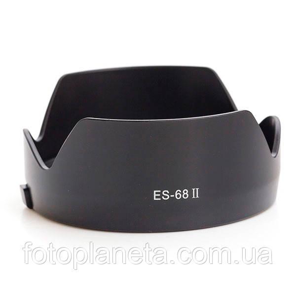 Бленда ES-68 II для объектива Canon EF 50 mm f/1.8 STM лепестковая
