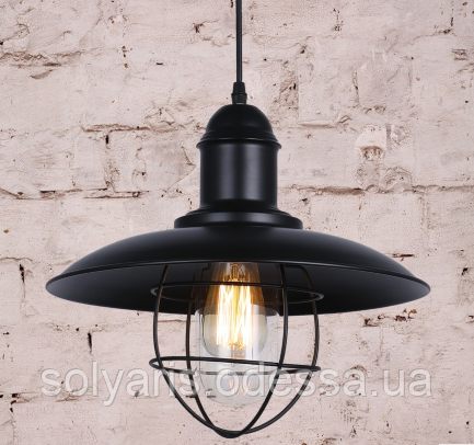 Лампа подвесная 750MD23169-1 BK