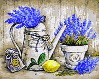 Художественный творческий набор, картина по номерам Краски Прованса, 50x40 см, «Art Story» (AS0012), фото 1