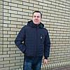 Куртки мужские под резинку больших размеров осень весна, фото 3