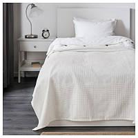Покрывало IKEA INDIRA 150x250 см белый 801.917.55