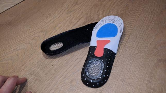 Стельки ортопедические, анатомические в любую обувь, стельки для обуви