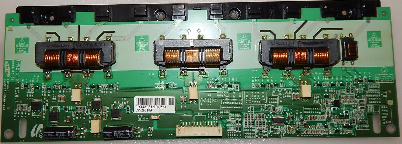 Инвертор INV26S10A REV0.4 к телевизору Sony KDL-26U4000