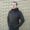 Модная мужская куртка парка осень весна, фото 3