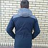 Модная мужская куртка парка осень весна, фото 6