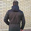 Молодежные куртки мужские парки хорошего качества, фото 5