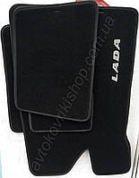 Ворсовые коврики ВАЗ 2106 1975-2005 CIAC GRAN