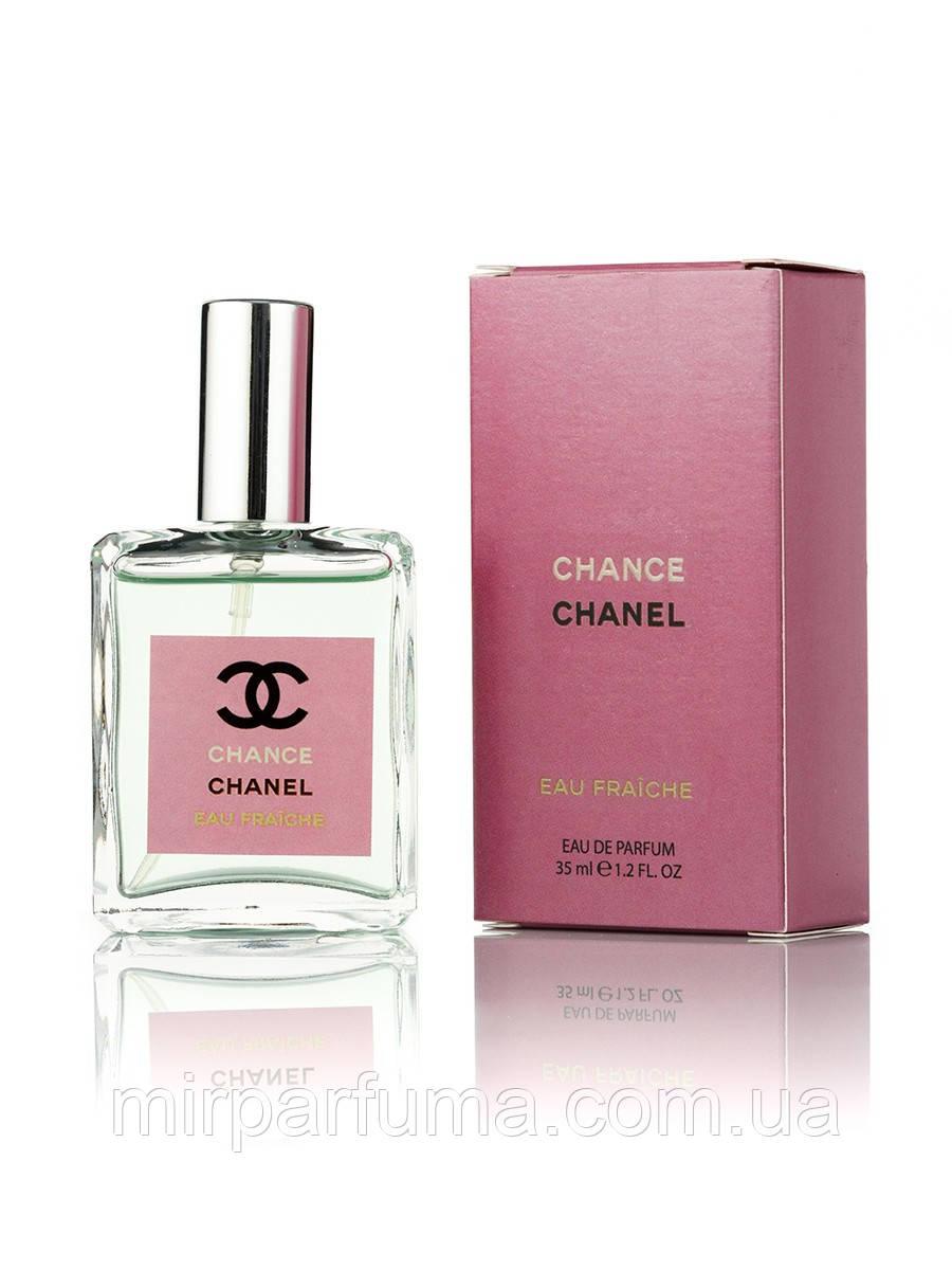 Мини парфюм Chanel Chance Eau Fraiche 35 ml