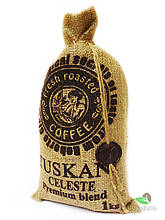 Кава в зернах Tuskani Celeste, 1 кг (90/10)