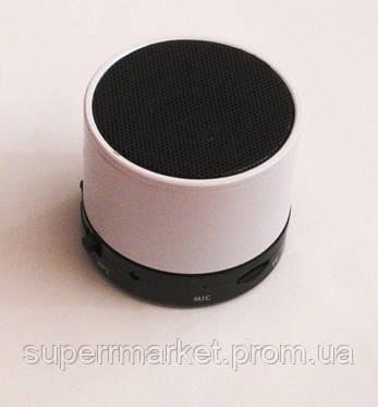 Портативная колонка Mini bluetooth speaker S10 white, фото 2