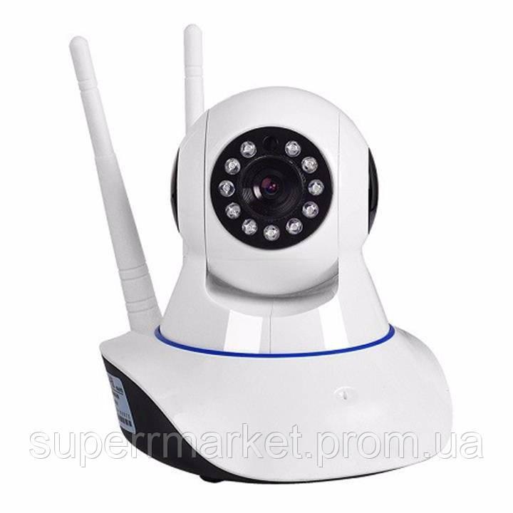 Беспроводная WIFI IP P2P поворотная камера dvr YooSee Onvif YY HD WiFi 6030B 100ss  видеоняня