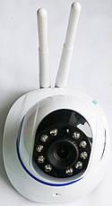 Беспроводная WIFI IP P2P поворотная камера dvr YooSee Onvif YY HD WiFi 6030B 100ss  видеоняня, фото 2