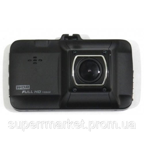 Регистратор 101 WDR, Vehicle BlackBOX DVR CR802, Full HD 1080p  DYXC D-101 6001