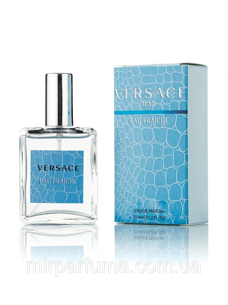 Мини парфюм Versace Man Eau Fraiche 35 ml