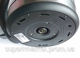 Электрочайник дисковый Domotec MS-8110 стеклянный с подсветкой, фото 2